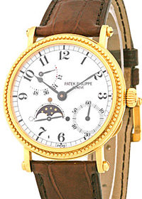 Patek Philippe Complications Power Reserve Moonphase 5015R-001