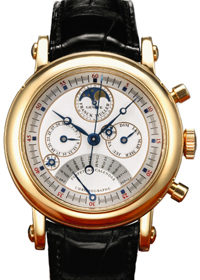 Patek Philippe Complications Annual Calendar Moonphase 5146J-010