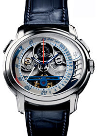 Audemars Piguet Millenary MC 12 Tourbillon Chronograph Platinum LE 26069PT.OO.D028CR.01