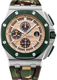 Audemars Piguet Royal Oak Offshore Chronograph Novelty 2018 Exclusive 26400SO.OO.A054CA.01