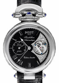 Bovet 8-day Tourbillon D834