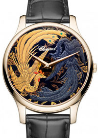 Chopard L.U.C. XP Urushi «Blue Horn Dragon» Limited Edition 161902-5044