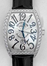 Franck Muller Cintree Curvex Classique Diamond 8880 SC DT DP
