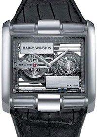 Harry Winston Glissiere Haute Horology Tourbillon 350/MATWL