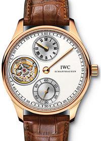 IWC Tourbillon Portuguese Tourbillon Mystere IW5042-07