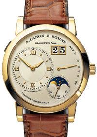 A.Lange & Sohne Lange 1 Moonphase YG 109.021F