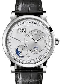 A. Lange & Sohne Lange 1 Tourbillon Perpetual Calendar Platinum LE 720.025