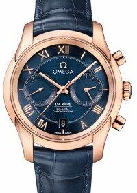 Omega De Ville Co-Axial Chronograph 42 mm 431.53.42.51.03.001