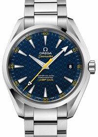 Omega Seamaster Aqua Terra 150M James Bond LE 231.10.42.21.03.004