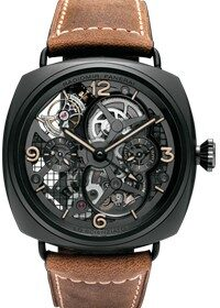 Officine Panerai Radiomir Tourbillon GMT PAM 00350 Special Edition