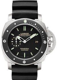 Officine Panerai Luminor Submersible 1950 Amagnetic 3 Days Titanio PAM00389