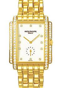 Patek Philippe Ladies Gondolo Diamond 4825/120J-001