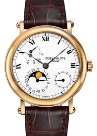 Patek Philippe Complications  Power Reserve Moonphase 5054R-001