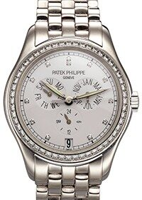 Patek Philippe Complications Annual Calendar Moonphase 5146G-001