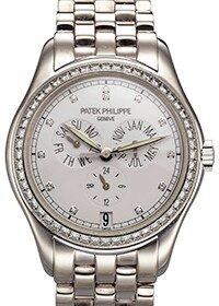 Patek Philippe Complications Annual Calendar Diamonds  5037/1G
