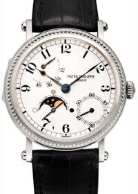 Patek Philippe Complications Power Reserve Moonphase 5015G-001