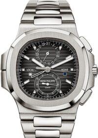 Patek Philippe Nautilus Travel Time Chronograph 5990/1A-001