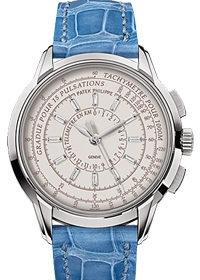 Patek Philippe 175thAnniversary Multi-Scale Chronograph Lady 4675G-001