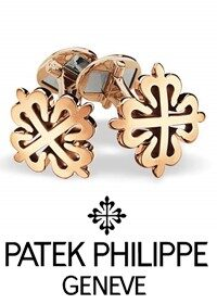 Запонки Patek Phillipe Calatrava Cross RG 205.9083GR