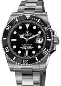 Rolex Oyster Submariner 116610LN