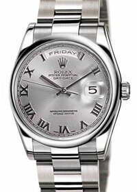 Rolex Oyster Perpetual Day-Date Serial K 36 mm 118209