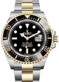 Rolex Sea-Dweller BaselWorld Novelty 126603