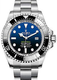 Rolex DeepSea Sea-Dweller D-Blue 126660