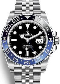 Rolex Jubilee Date GMT Master II BATGIRL 126710BLNR-0002