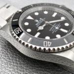 Часы Rolex Submariner NoDate 114060 Used-4