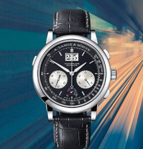Часы ALS Datograph