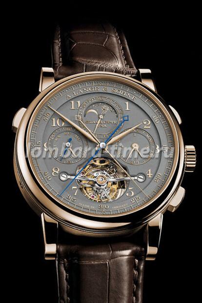 Часы ALS_Tourbograph_Perpetual_Honeygold