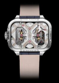 Harry Winston и наручные часы с четырьмя турбийонами