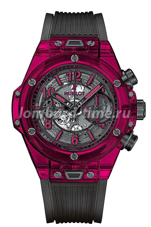 Часы Hublot_BigBang_Unico_Sapphire