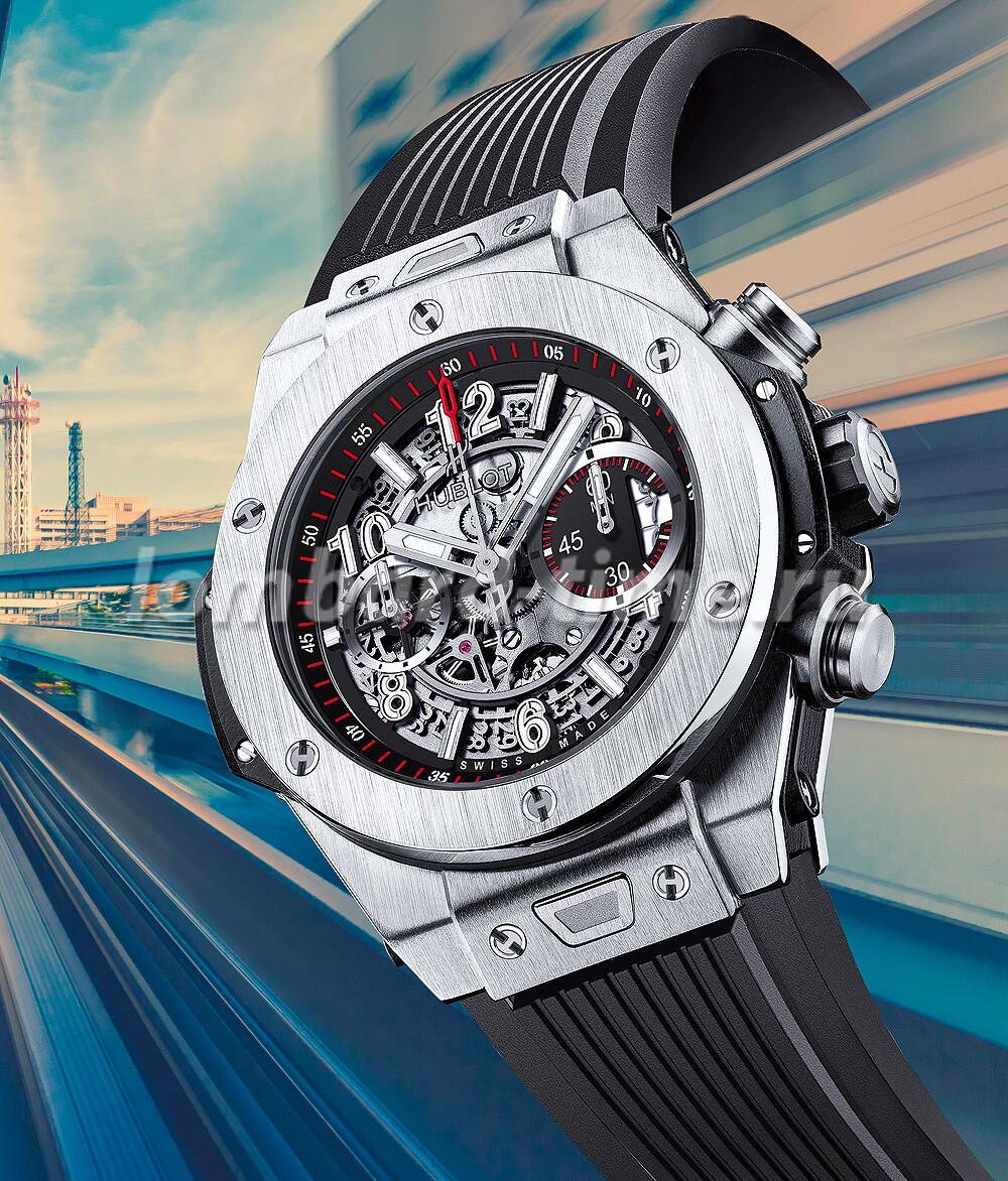 Часы Hublot BigBang Unico Titanium