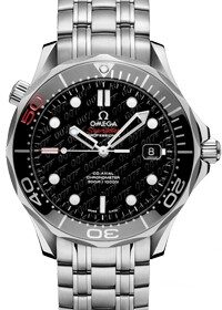 Omega Seamaster Diver 300M James Bond 50thAnniversary 212.30.41.20.01.005