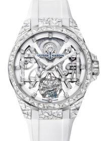 Diamond blast: Ulysse Nardin presented an exclusive model