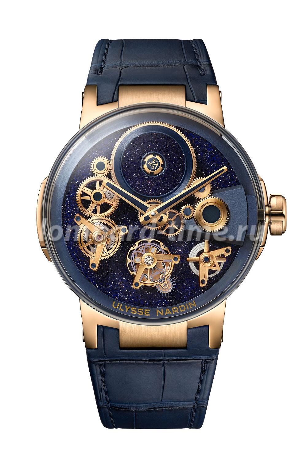 Часы Ulysse Nardin Executive Free Wheel
