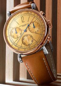 Возрождение: Audemars Piguet [Re]Master 01 Chronograph