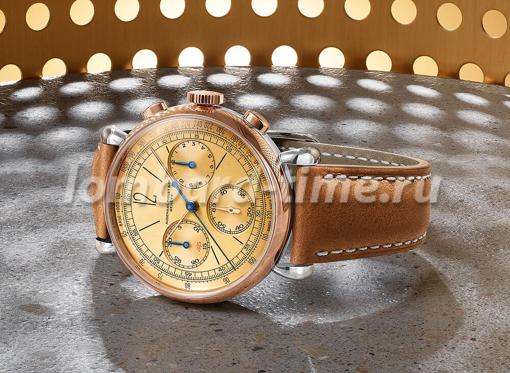 часы Audemars_Piguet_ReMaster01