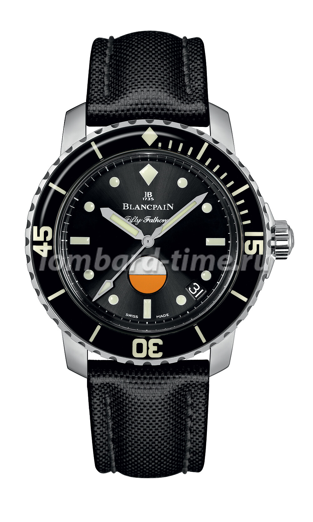 часы Blancpain_Tribute_to_Fifty_Fathoms_Mil-Spec