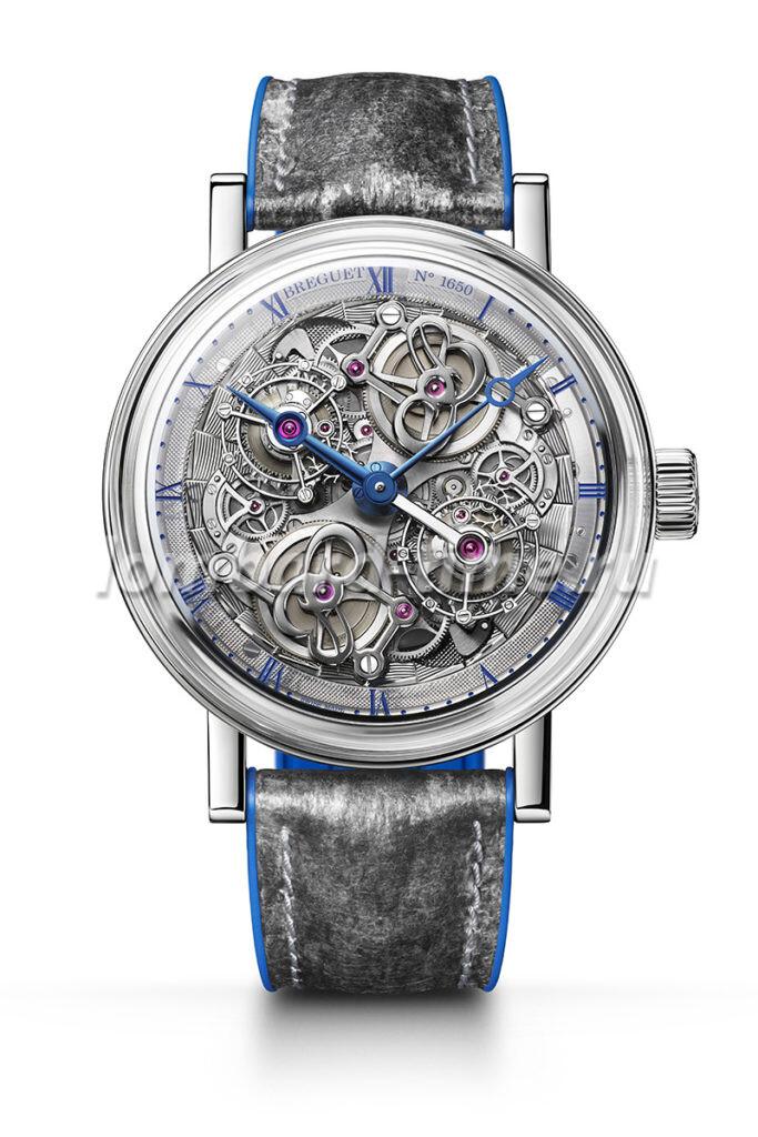 Часы Breguet Classique Double Tourbillon 5345 Quai de lHorloge