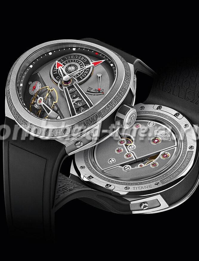 Часы Greubel Forsey Balancier-S