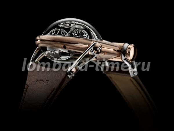 часы HM10_Bulldog