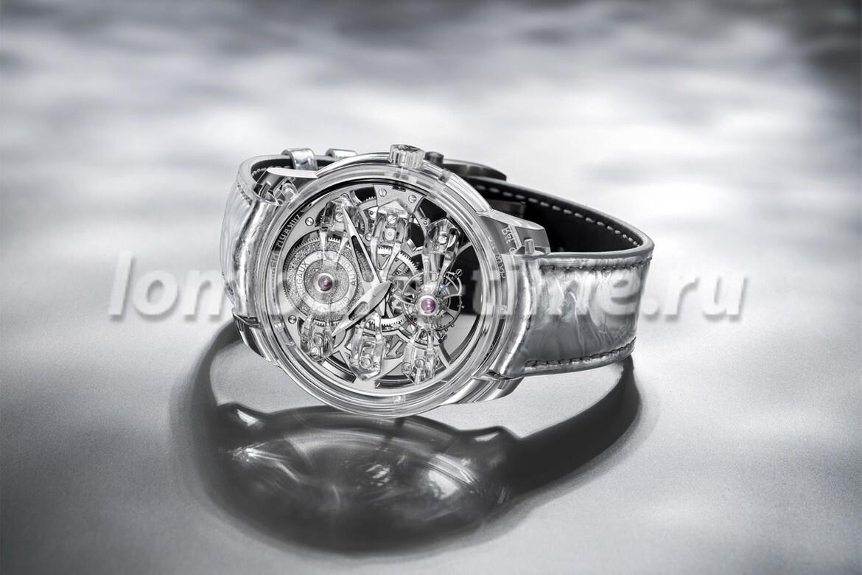 часы Girard-Perregaux-Quasar-Light