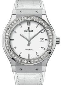 Hublot Classic Fusion 42 mm Titanium WD 542.NE.2010.LR.1204