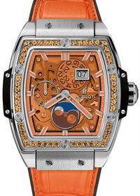 Hublot Spirit of Big Bang Moonphase Titanium Orange 647.NX.5371.LR.1206