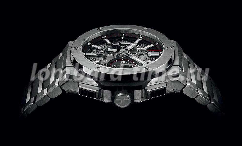 часы Hublot_BigBang_Integral_titanium