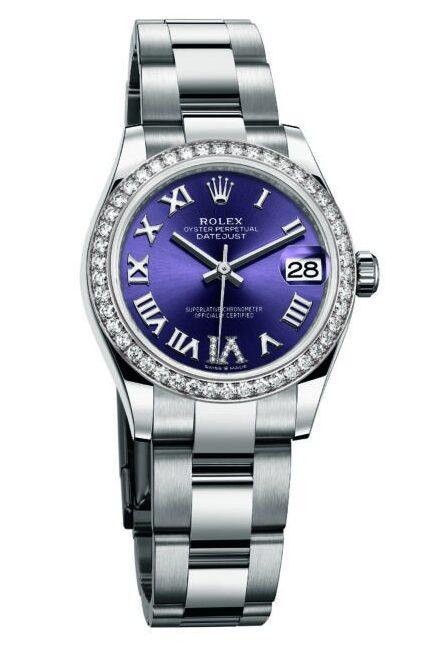 часы Oyster Perpetual Datejust 31