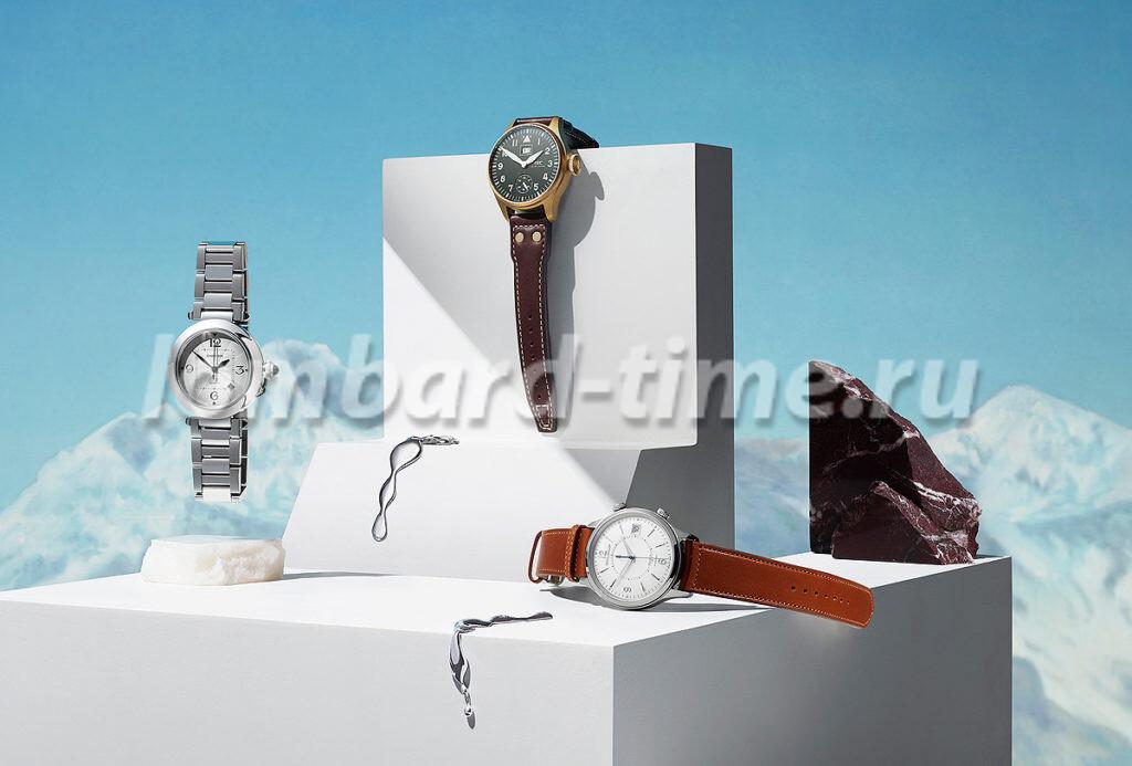 часы iwc watches wonders