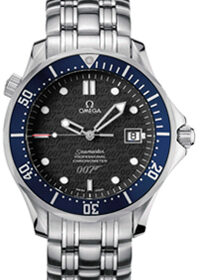 Omega Seamaster Diver 300M James Bond 40thAnniversary 2537.80.00